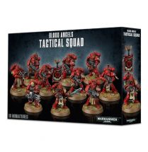Blood Angels Tactical Squard