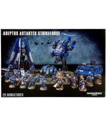 Adeptus Astartes Stikeforce