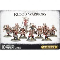 Khorn Bloodbound Blood Warriors