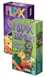 Fluxx + Fluxx Зомби