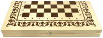Игра 3 в 1 нарды, шашки, карты (400*200*55)