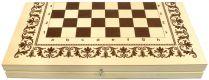 Игра 4 в 1 нарды, шашки, шахматы, карты (400*200*55)