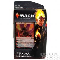 Magic. Core Set 2020: Chandra, Flame's Fury