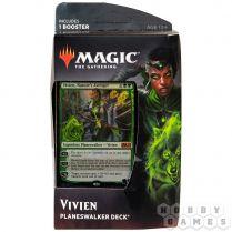 Magic. Core Set 2020: Vivien, Nature's Avenger