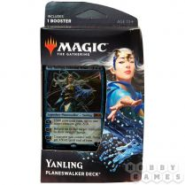 Magic. Core Set 2020: Mu Yanling, Celestial Wind