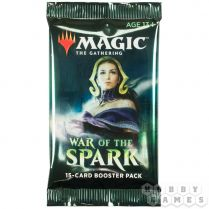 Magic. War of the Spark: Booster - на английском языке