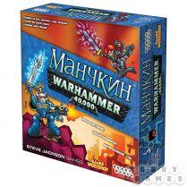 Манчкин Warhammer 40.000