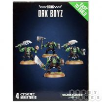 Easy to Build: Orks Boyz