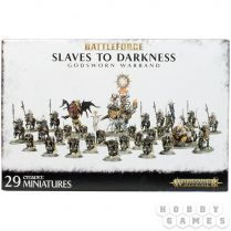 Slaves to Darkness Godsworn Warband