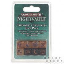 Warhammer Underworlds Nightvault: Thundrik's Profiteers Dice Pack