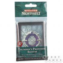 Warhammer Underworlds Nightvault: Thundrik's Profiteers Sleeves