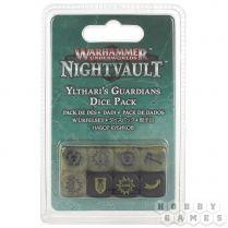 Warhammer Underworlds Nightvault: Ylthari's Guardians Sleeves Dice Pack
