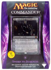 Commander 2014- Sworn to Darkness Deck