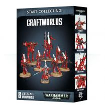 Start Collecting! Craftworlds