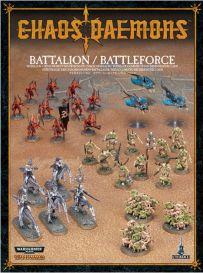 Chaos Daemons Battalion (Battleforce)