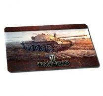 World of Tanks, коврик для мыши T-62A (590x245x1)