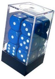 Набор кубиков D6 16 мм в коробочке