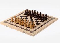 Игра 2 в 1 шахматы, шашки