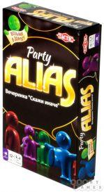 ALIAS: Party (Скажи иначе: Вечеринка-2)