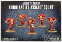 BLOOD ANGELS ASSAULT SQUAD