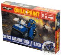 BUILD+PAINT: SPACE MARINE BIKE ATTACK