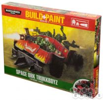 BUILD+PAINT: SPACE ORK TRUKKBOYZ