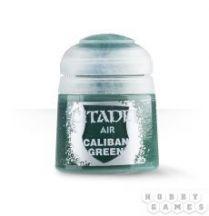 Airbrush: Caliban Green