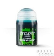 Shade: Coelia Greenshade24 ml
