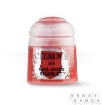 Airbrush: Evil Sunz Scarlet