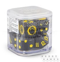 BLOOD BOWL GOBLIN TEAM DICE SET