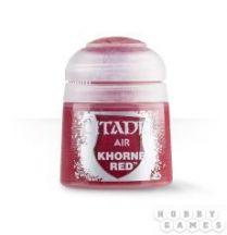 Airbrush: Khorne Red
