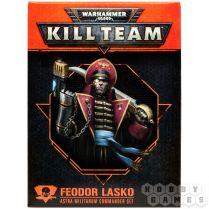 K/T COMMANDER: FEODOR LASKO (ENG)