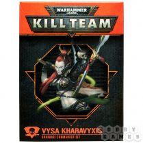 K/T COMMANDER: VYSA KHARAVYXIS (ENG)