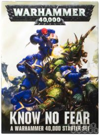 KNOW NO FEAR (ENGLISH)