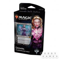 Core Set 2019: Liliana. Zombie Drain
