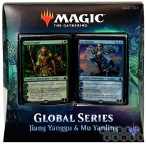 Дуэльный набор Global Series: Jiang Yanggu vs. Mu Yanling