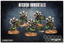 NECRON IMMORTALS/DEATHMARKS