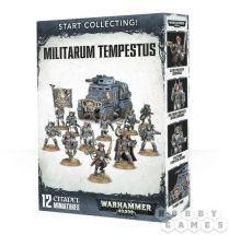 START COLLECTING! MILITARUM TEMPESTUS новая версия