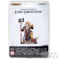 LORD-ORDINATOR WITH ASTRAL GRANDHAMMER