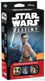 Star Wars: Destiny. Стартовый набор «Рей»