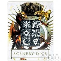 AGE OF SIGMAR: COMMAND and STATUS DICE