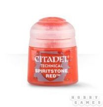 Technical: Spiritstone Red 12 ml