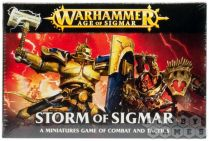 Storm of Sigmar english