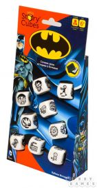 Кубики историй. Бэтмен.