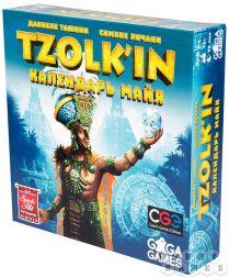 Tzolkin: Календарь Майя