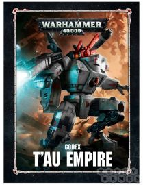 CODEX: T'AU EMPIRE (HB) (ENGLISH)