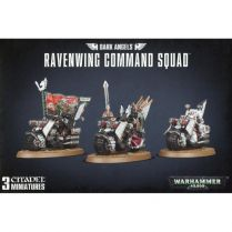 Dark Angels Ravenwing Command Squad