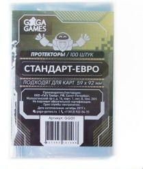 Протекторы GaGa 59*92 100шт