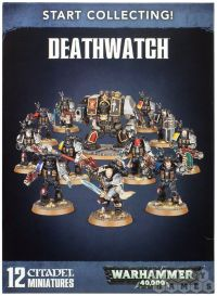 START COLLECTING! DEATHWATCH новая версия