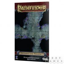 Pathfinder. Настольная ролевая игра. Игровое поле «Тоннели»